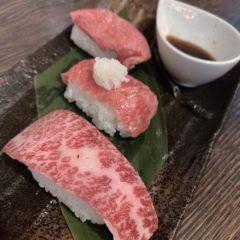 肉寿司(不定期)